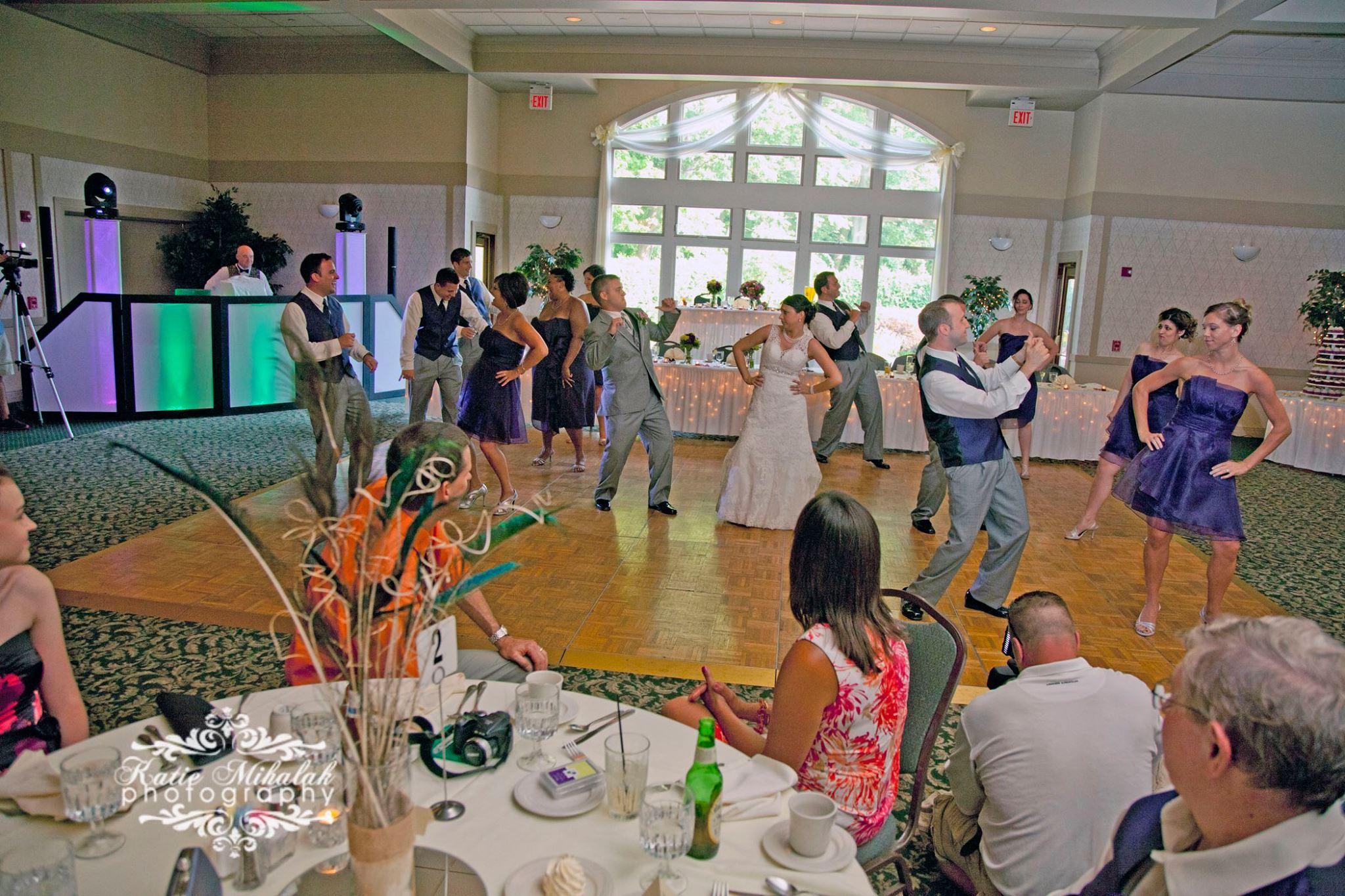 Wedding Venue Erie Pa Lake Shore Country Club